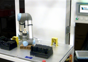 TA Systems Collaborative Robotics System Photo