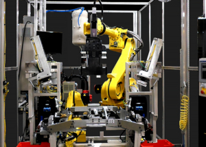 TA Systems Robotic Flexible Punch & Weld