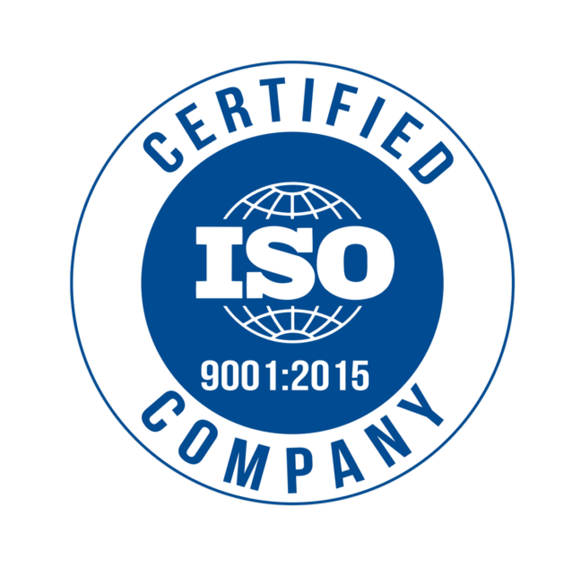 TA Systems ISO 9001:2015 Certification